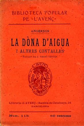 Biblioteca Popular de L Avenç. Contes infantils. Andersen