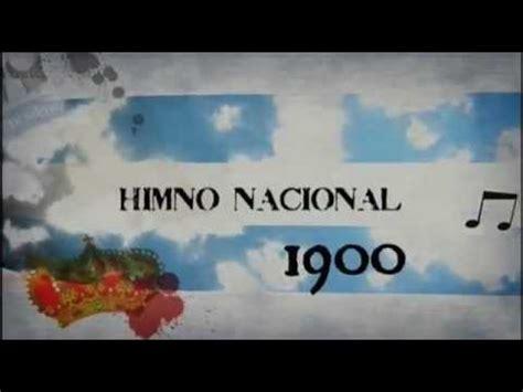 Bicentenario del Himno Nacional Argentino. Institucional ...