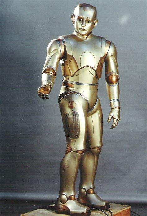 Bicentennial Man Robotics Effects Images   Sci Fi Design