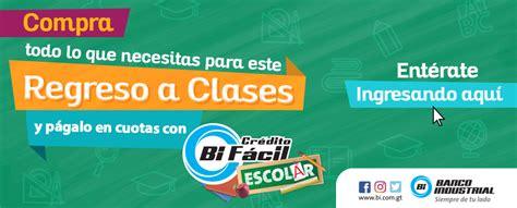 Bienvenido   Banco Industrial   Guatemala