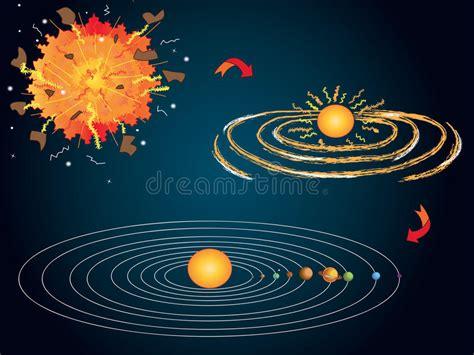 Big bang stock illustration. Illustration of flare ...