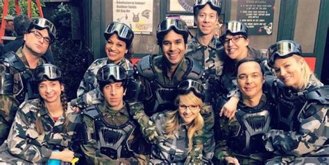 Big Bang Theory  Announced Series Finale Date; Cast ...