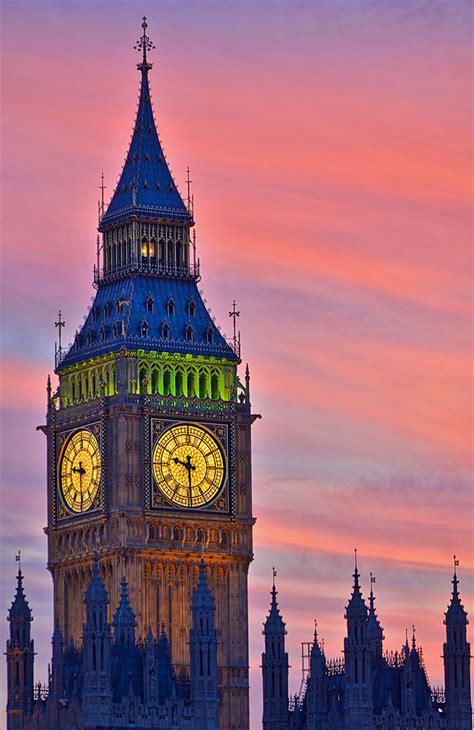Big Ben at Sunset, London, UK. | Summer 2011. | pedro ...