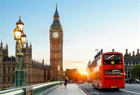 Big Ben in London: history and facts, height of the tower ...