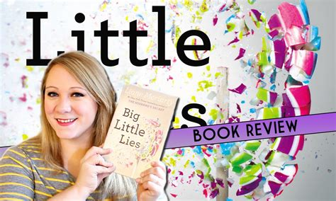BIG LITTLE LIES BY LIANE MORIARTY| BOOK REVIEW & DICUSSION ...