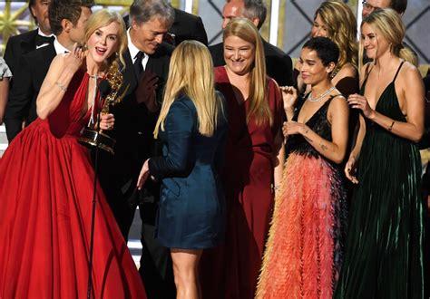 Big Little Lies Cast at the 2017 Emmys   POPSUGAR ...