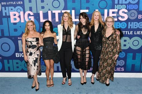 Big Little Lies  Cast Has The Craziest Connection With One ...