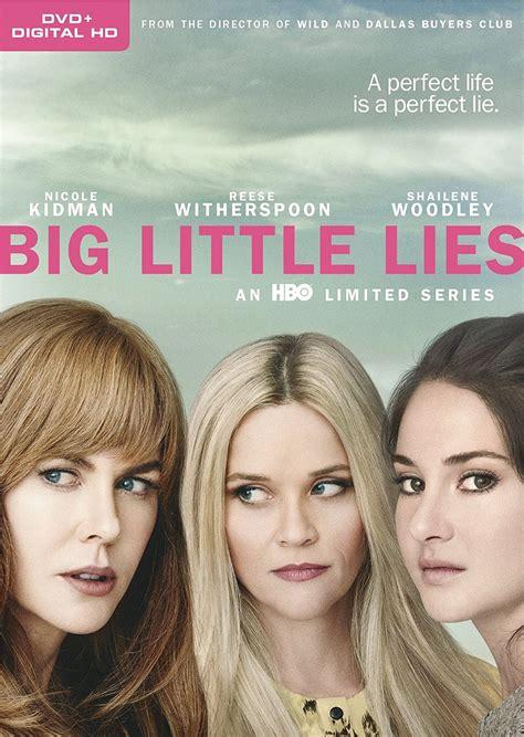 Big Little Lies DVD Release Date