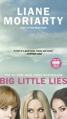 BIG LITTLE LIES. LIANE MORIARTY. Libro en papel. 9780399587207