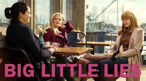Big Little Lies on HBO   A Paper Arrow