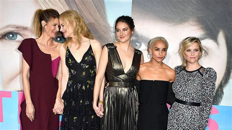 Big Little Lies  Premiere: Reese Witherspoon, Shailene ...