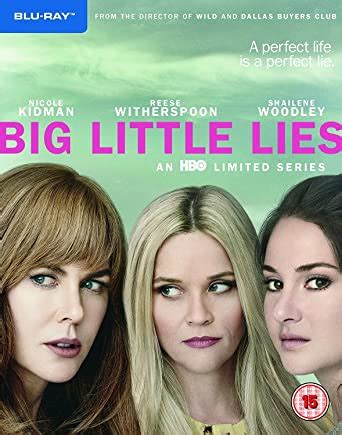 Big Little Lies Temporada 1 HD 720p Español Castellano ...