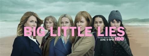Big Little Lies TV show on HBO: ratings   canceled ...
