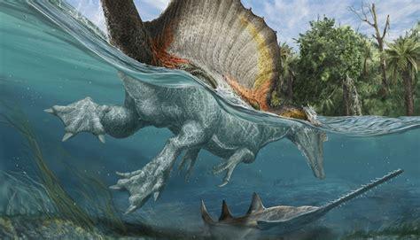 Bigger than T. rex, this dinosaur hunted in water   Futurity