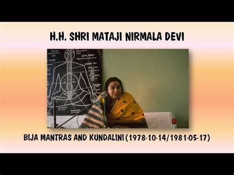 BIJA MANTRAS AND KUNDALINI  Subtitles    YouTube
