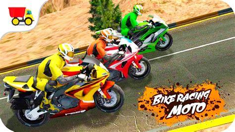 Bike Racing Games   Bike Racing Moto #2   Gameplay Android ...