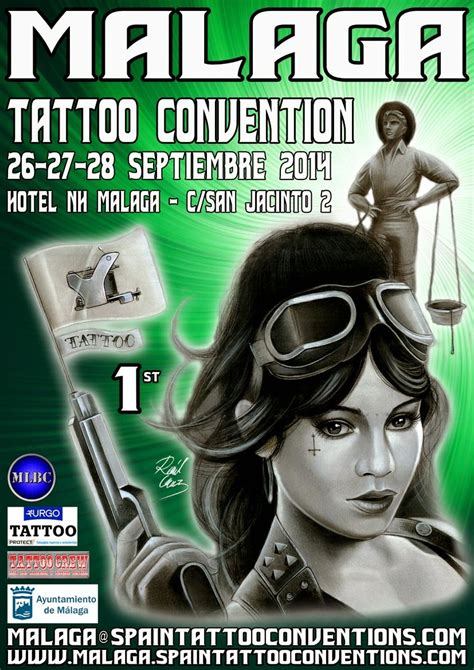 "biker excalibur II: ""1ª Málaga Tattoo Convention"""