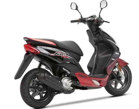 BIKERAZY: Yamaha JogR 50cc scooter