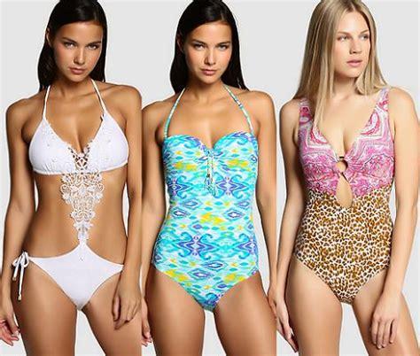 Bikinis y bañadores Enfasis 2015 de El Corte Inglés: Moda ...