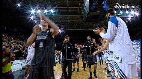 Bilbao Basket ACB ligatik kanpo utzi dute   YouTube