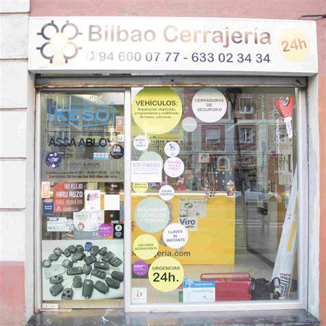 Bilbao Cerrajería   Bilbao Dendak