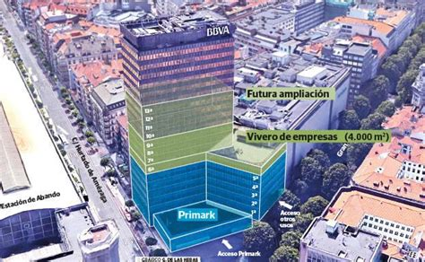 Bilbao | Torre Bizkaia  antigua BBV  | 88m | 21 plantas ...