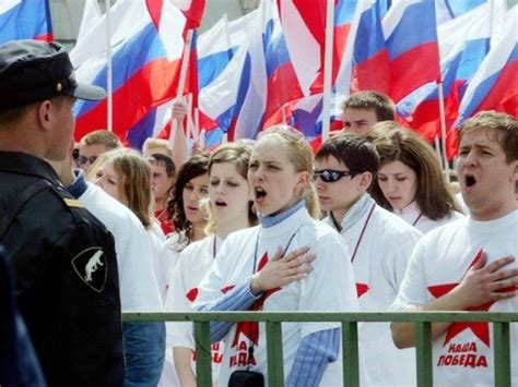 Bill Criminalizing Mocking National Anthem Clears Russian ...