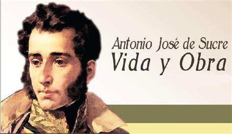 Biografia de Antonio Jose de  Sucre : Antonio Jose de  Sucre