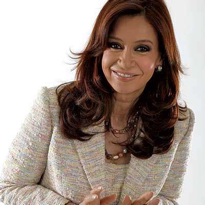 Biografía De Cristina Fernández De Kirchner   El Diario