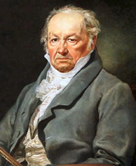 Biografia de Francisco de Goya   eBiografia