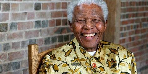 Biografia De Nelson Mandela Corta Para Niños   Varios Niños