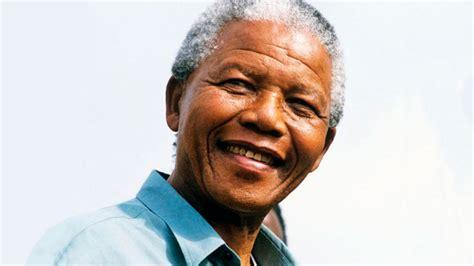 Biografía de Nelson Mandela   Datosdefamosos