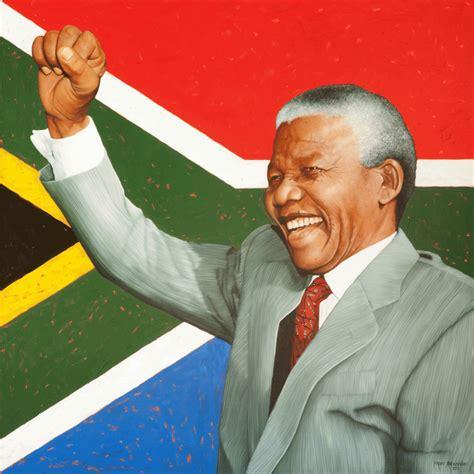 Biografia de Nelson Mandela resumida   Fc Noticias