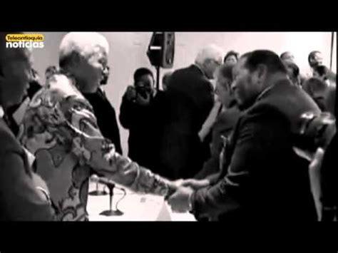 Biografía de Nelson Mandela   YouTube