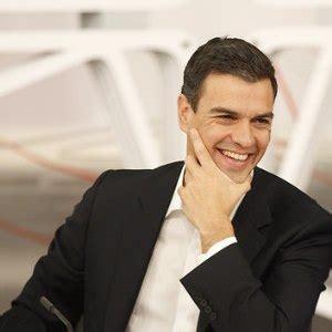Biografía de Pedro Sánchez Pérez  Castejón   PSOE