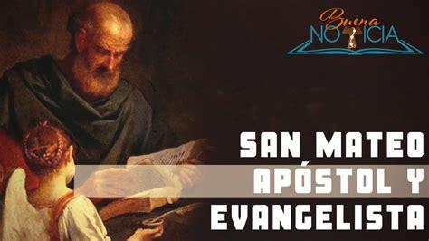 Biografía de San Mateo apóstol   YouTube