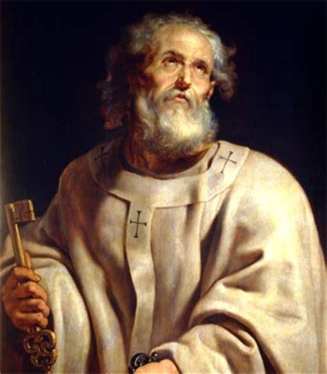 Biografia de San Pedro