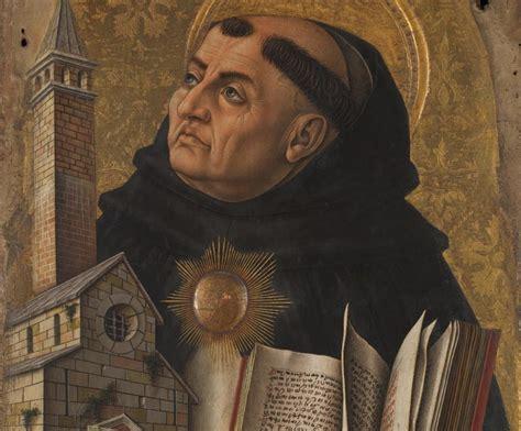 Biografía de Santo Tomás de Aquino corta y resumida ...