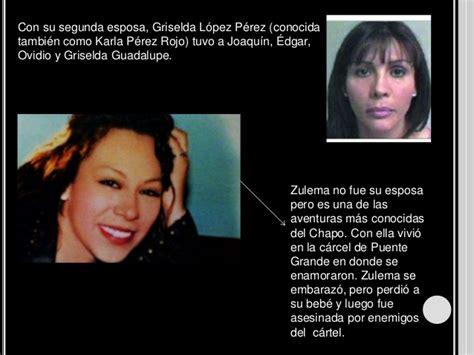 Biografia del Chapo Guzman