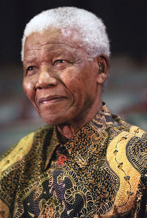 Biografia di Nelson Mandela