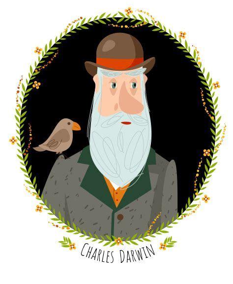 BIOGRAFÍAS CORTAS  Charles Darwin : Naturalista inglés en ...