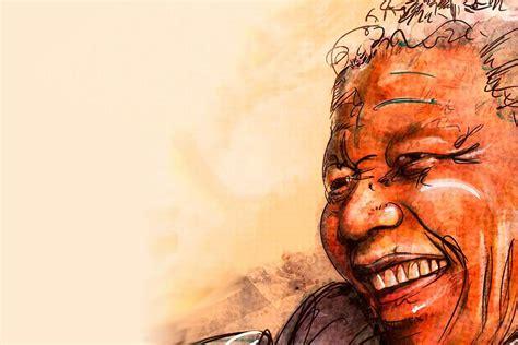 BIOGRAFÍAS CORTAS  Nelson Mandela : Político sudafricano