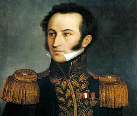 Biography of Antonio José de Sucre   Independence hero ...
