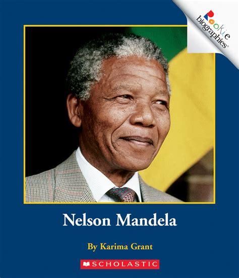Biography of Nelson Mandela | Scholastic