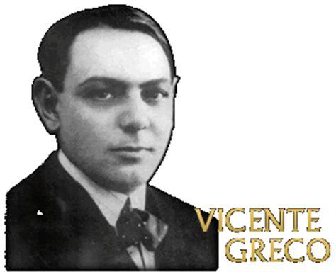 Biography of Vicente Greco by Juan Silbido   Todotango.com