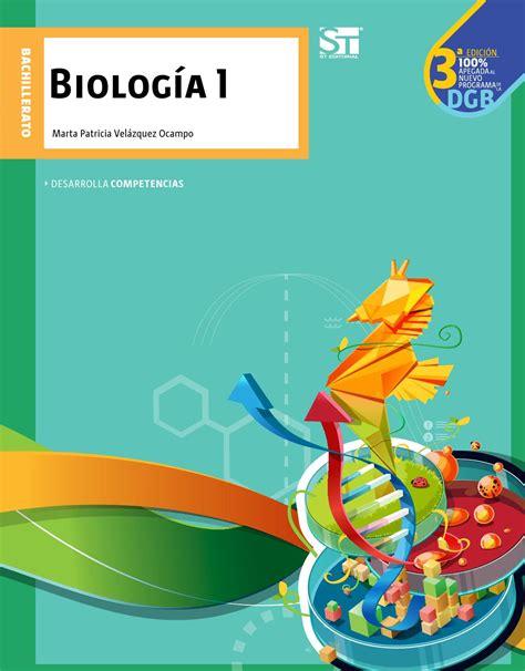 Biología 1 by eseté editorial   Issuu