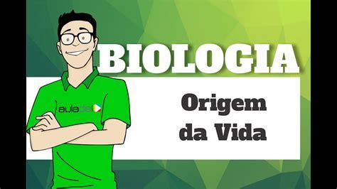 Biologia   Origem da Vida   YouTube
