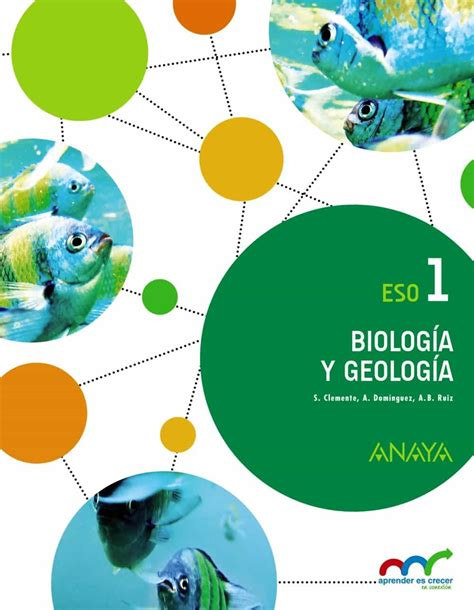 BIOLOGÍA Y GEOLOGÍA 1º ESO APRENDER ES CRECER EN CONEXION ...