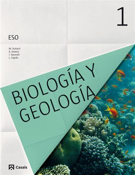Biología y Geología 1º ESO | Digital book | BlinkLearning