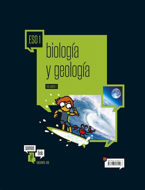 Biología y Geología 1.º ESO   Edelvives